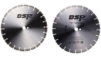 Diamond blade for floor saw