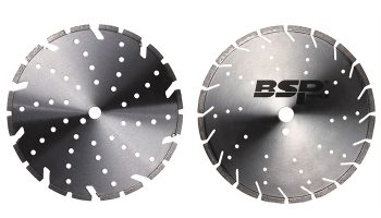 Diamond blade for hand saw