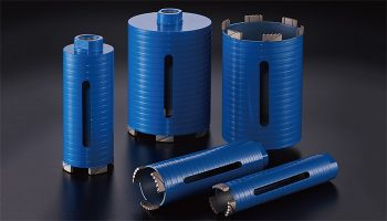 dry core bits for concrete drilling